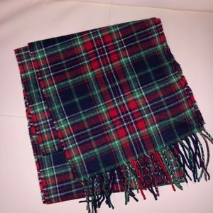 Ralph Lauren Plaid scarf